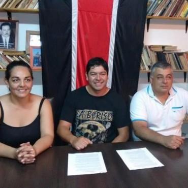 Centenario presentó su técnico de cara al Torneo Federal C
