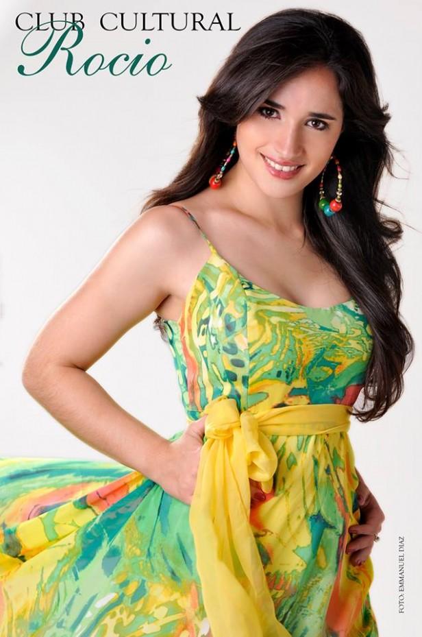 Rocío Cravero es la soberana de La Paz