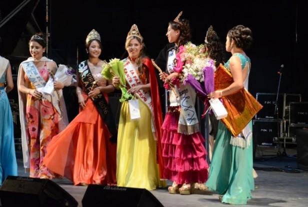 El Festival de la Paz y el Canto de Cuyo coronó a su nueva soberana