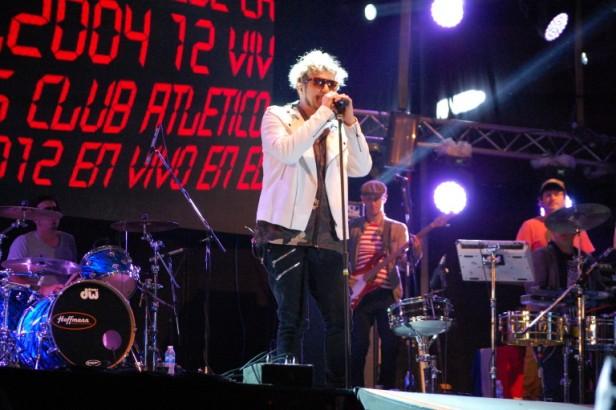 """Una noche """"auténtica"""" se vivió en Rivadavia"""