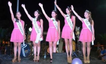 Se presentaron las candidatas para Reina Departamental de La Paz 2016