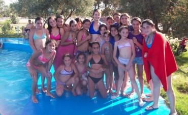 Deporte, juegos y recreación en las colonias de verano