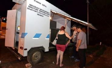 Cornejo compró un scanner para luchar contra el narcotráfico