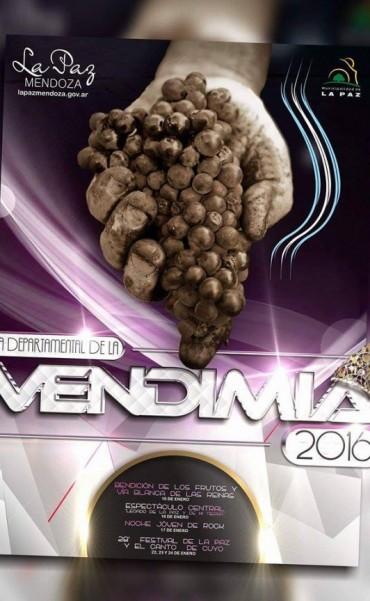 La Paz hoy comienza a vivir la Vendimia 2016