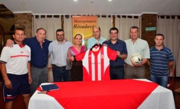 Presentación oficial del Club La Libertad