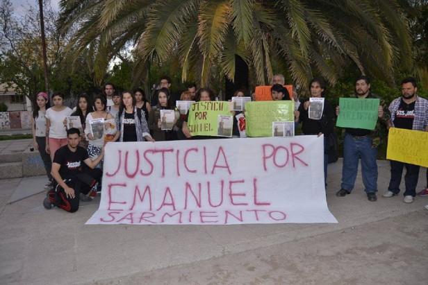 Soledad Sosa pide Justicia por Emanuel Sarmiento