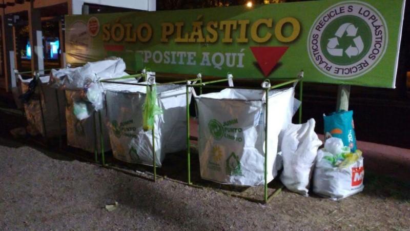 700 mil botellas recolectadas y 12 mil ecovasos repartidos en las noches de Vendimia y Encuentro de las Naciones