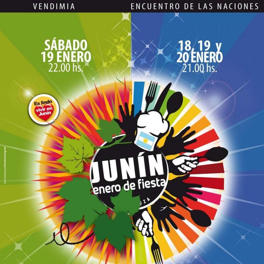 XVI edición del Encuentro de las Naciones, en Junín