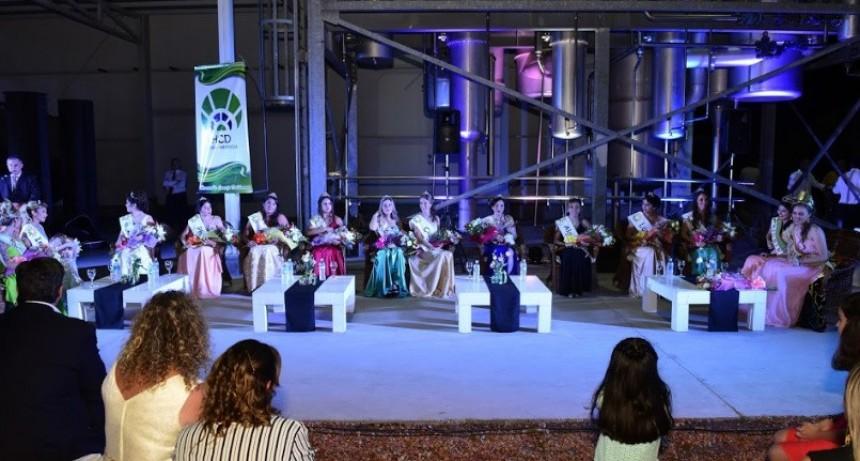 Junín realizó el brindis de las reinas 2019