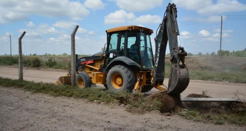 Reconstrucción cierre perimetral polideportivo municipal