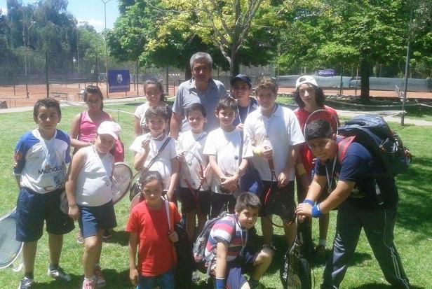 Comienzan las clases de Tenis Social en el Club Eliseo Ortiz