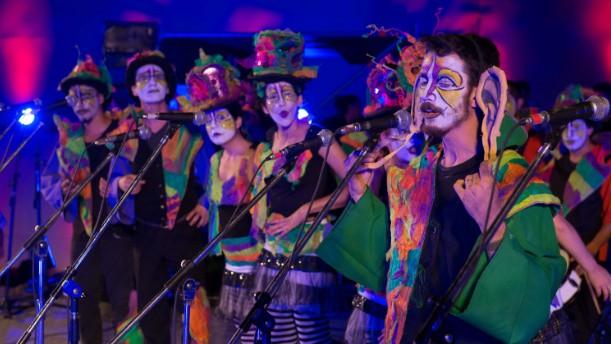 Junín festeja el Carnaval