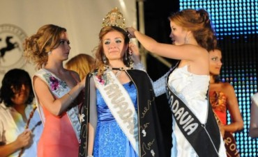 La representante de Andrade es la nueva reina de Rivadavia