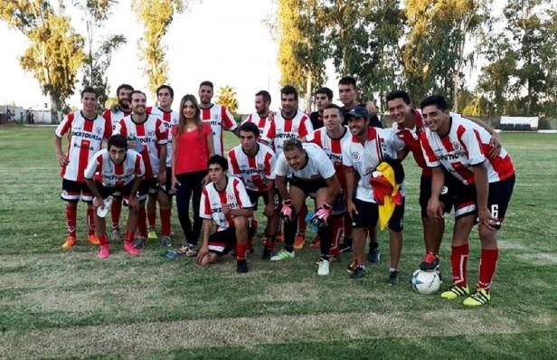 Federal C: La Libertad debutó goleando 3 a 1 a Junín