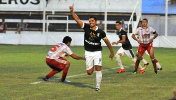 En Junín se ilusionan con los goles del Bichi Fuertes