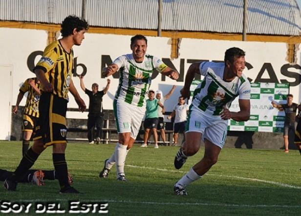 Junín, implacable: de la mano del Bichi goleó 5-1 a Cordón del Plata en Montecaseros