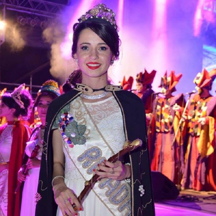 La nueva Reina de Rivadavia es Aixa Caruso
