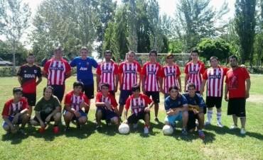 "Se jugó parcialmemente la 1° fecha del ""Torneo de Rivadavia"""