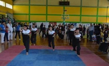 Se realizó el Torneo Apertura de Kung Fu en Junín