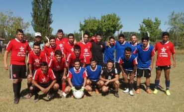 Liga Santarrosina: La Copa Vendimia va definiendo sus clasificados