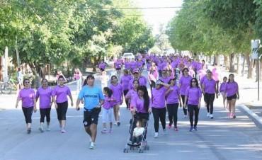 La Paz: El municipio agasajó a sus mujeres