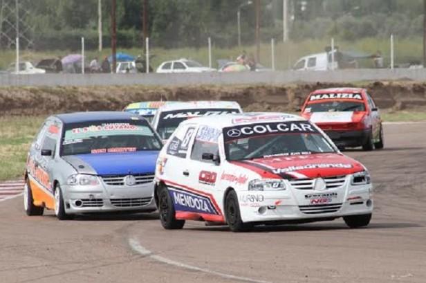 El campeonato Zonal Cuyano vuelve al Autódromo de San Martín