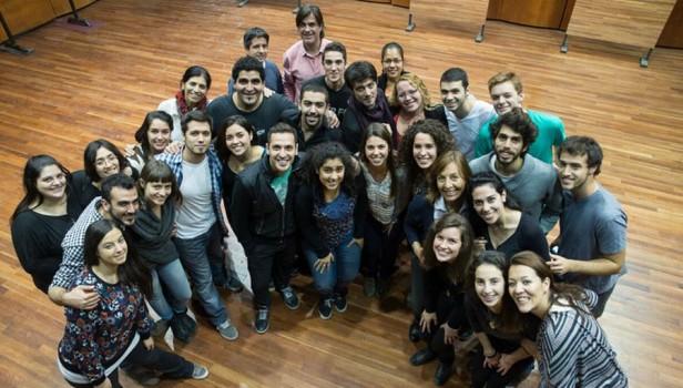 El coro universitario de Mendoza de la UNC se presentará en La Paz