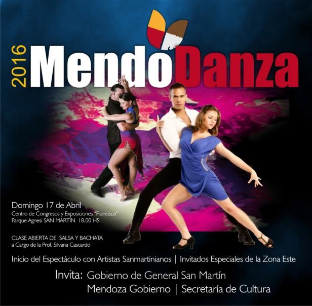 San Martín: Mendo Danza 2016