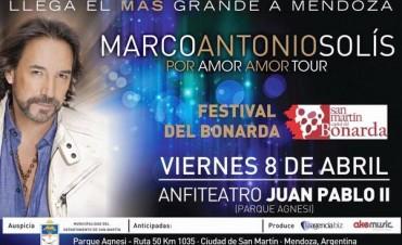 """San Martín se prepara para la 4ª edición del """"Festival del Bonarda"""""""