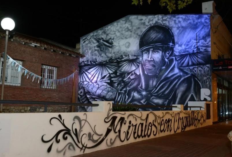 Rivadavia rindió homenaje al Día del Veterano y Caídos en Malvinas