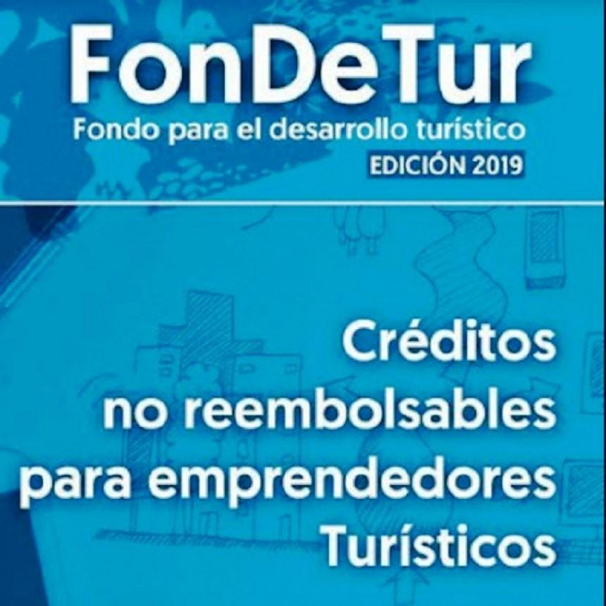 Programa fondo para el desarrollo turístico