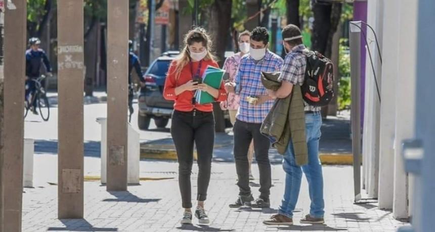 San Martín suma casi 300 voluntarios para combatir la pandemia