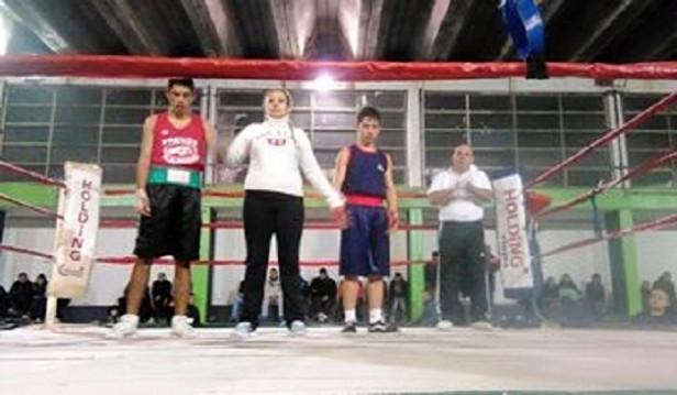 Fue otra velada memorable de boxeo en el Torito Rodriguez