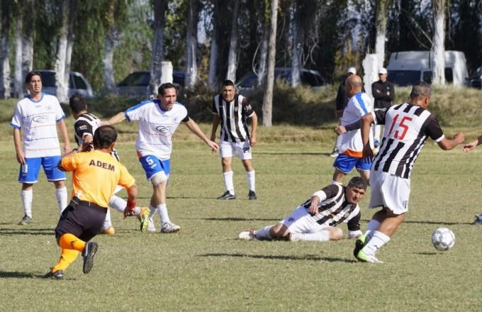 """Culminó el Torneo de Fútbol de veteranos """"Torta Díaz"""""""