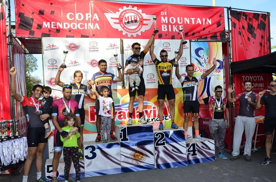 Todo el Bike Fest se vivió en Rivadavia