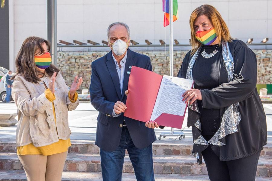Se conmemoró el Día contra la discriminación por orientación sexual