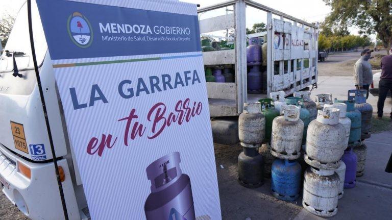 El cronograma del programa provincial la garrafa en tu barrio agrega nuevas entregas en Junín
