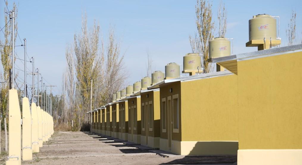 Se entregaron 48 viviendas en el barrio La Pastoza, en Philipps
