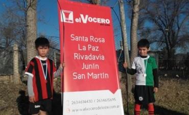LRF: 4° Fecha 'Fútbol del Futuro'