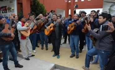 Se rindió un merecido tributo a Don Félix Dardo Palorma