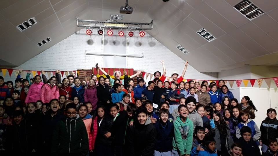 Teatro en La Paz para los más pequeños