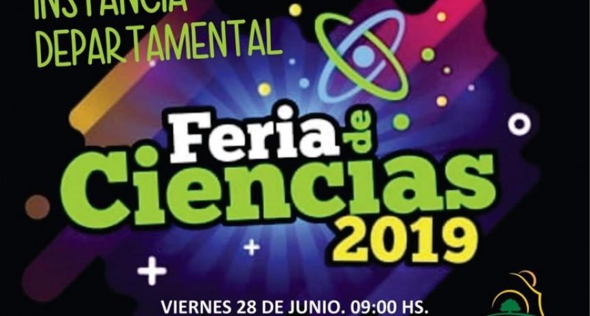 Con gran expectativa se aguarda la instancia departamental de la Feria de Ciencias, Arte, Tecnología y Deportes