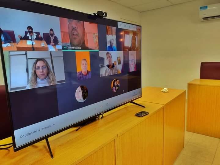 Insólito: Robaron el Televisor Led del HCD de Santa Rosa