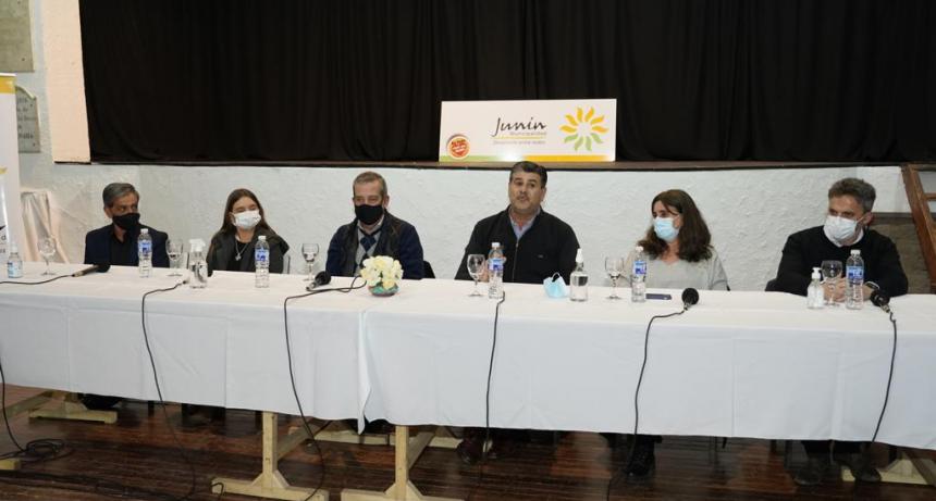 Maximiliano Redondo es el nuevo Coordinador del Área Sanitaria de Junín