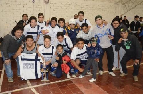 Finalizó torneo de futsal en La Paz