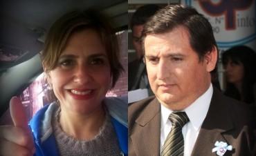 """Duro cruce en Santa Rosa entre el intendente y la """"Lilita Carrió mendocina"""""""
