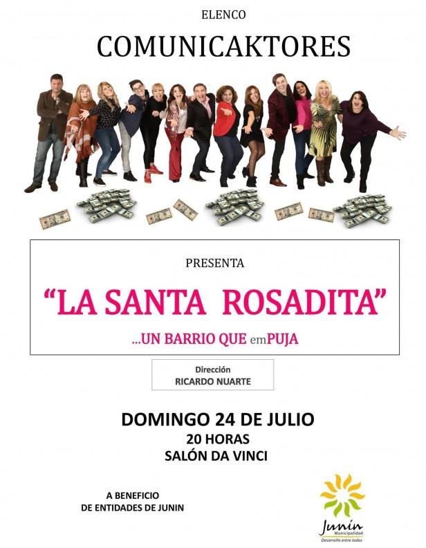 El teatro y la comedia estarán presentes en Junín
