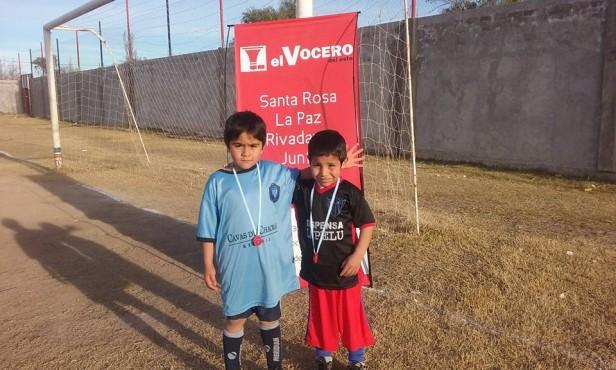 LRF: Se vienen los octavos del 'Fútbol del Futuro'