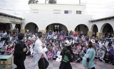 Vacaciones de invierno con teatro y títeres en Junín