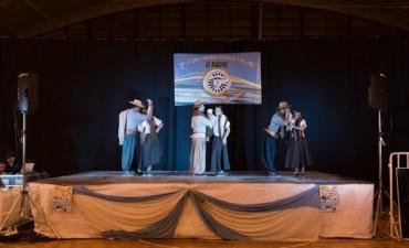 Se realizó el II Certamen de Danzas y Malambo 'El Bagüal'